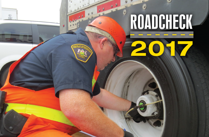 Two weeks left to prepare for CVSA's Roadcheck