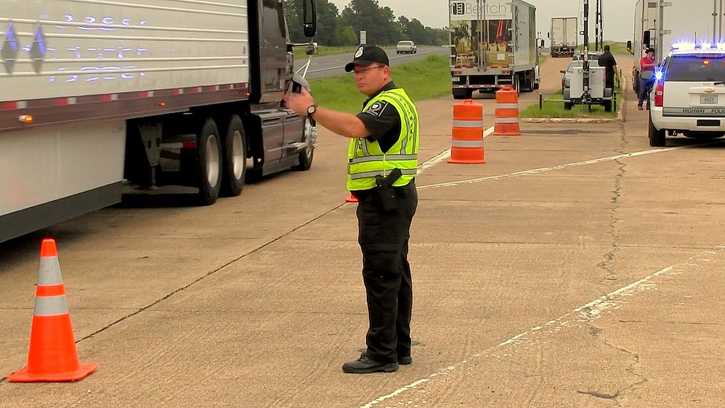 Roadside Inspection Blitz June 4-June 6th, 2019
